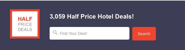 Agoda半額宿泊予約セールのメール