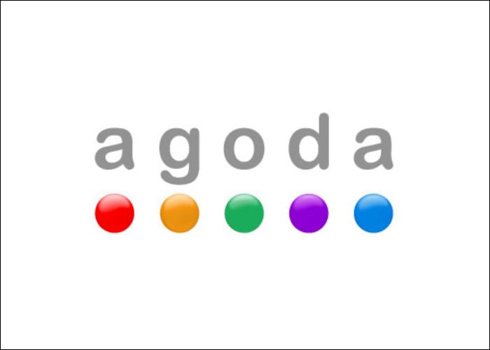 アゴダのロゴ