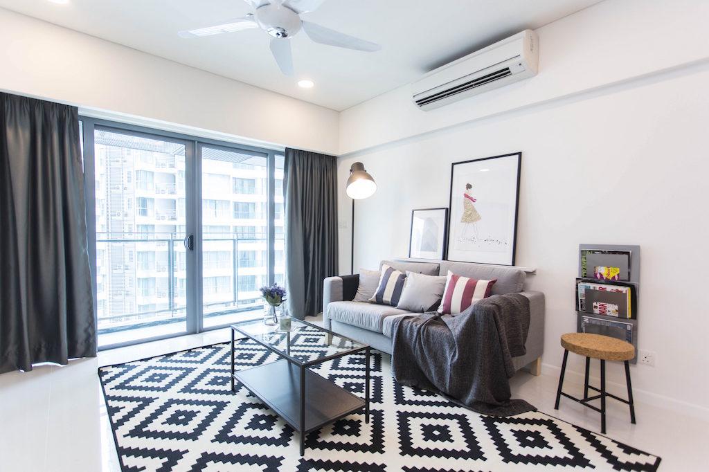 Airbnbの部屋