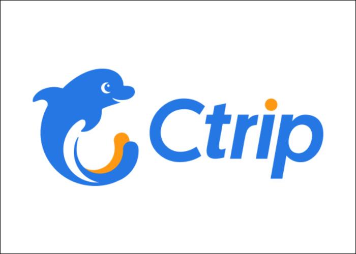 Ctripのロゴ