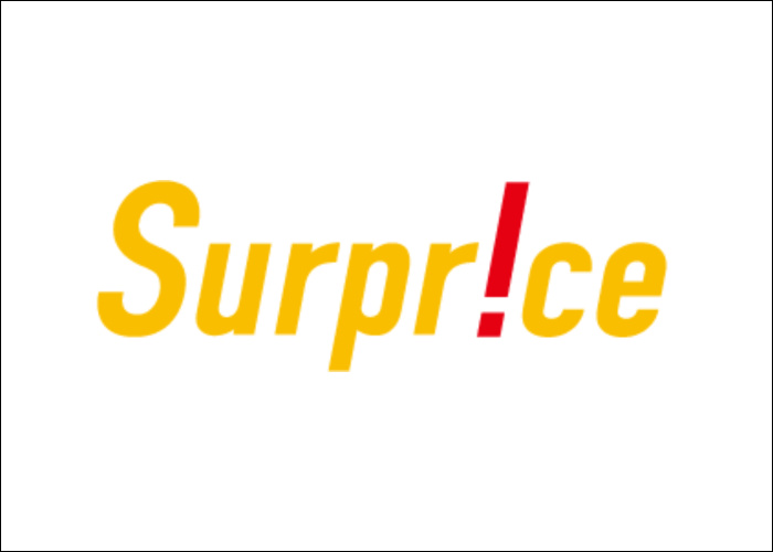 サプライスのロゴ