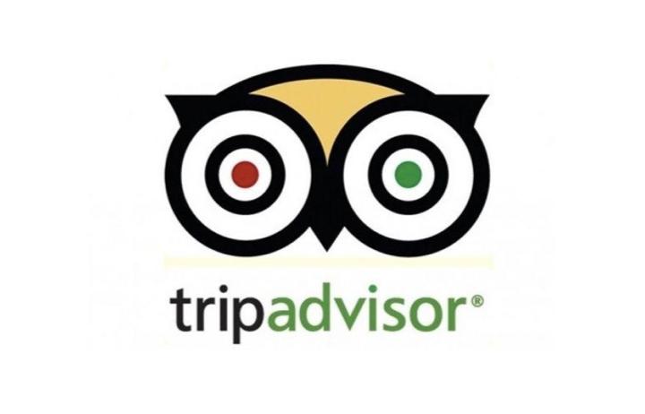 トリップアドバイザーのロゴ