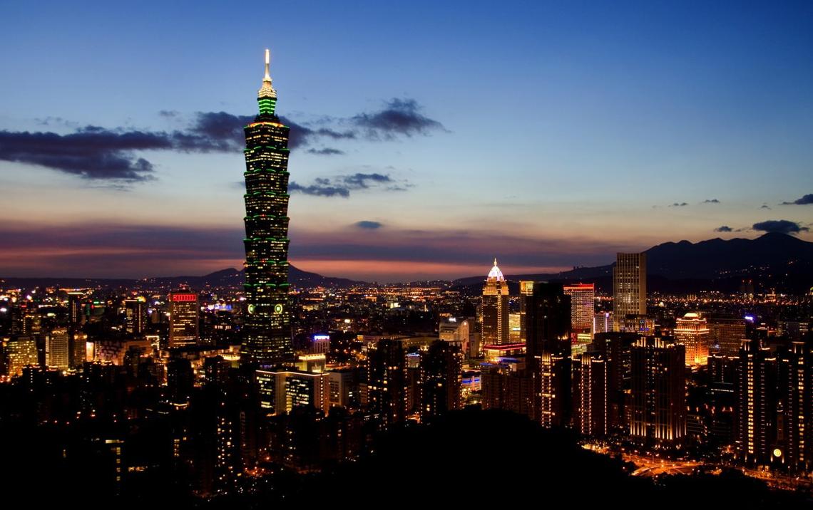 海外卒業旅行で人気の台湾